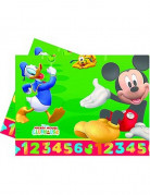Nappe plastique Mickey Party Time�