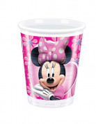 10 gobelets plastique Minnie�