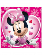 20 serviettes papier Minnie�