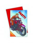 Vous aimerez aussi : 6 cartes d'invitation Tintin�