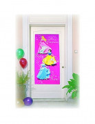 D�coration de porte Disney Princesses Journey�