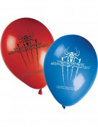 8 ballons The Amazing Spiderman�