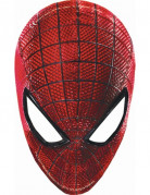 6 Masques en papier The Amazing Spiderman� enfant