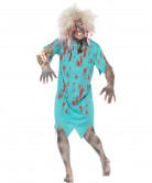 D�guisement patient zombie adulte Halloween