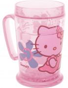 Tasse paroi � paillettes Hello Kitty Bamboo�
