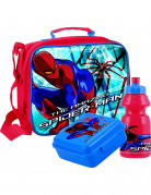 Sac � dos et set d�jeuner Spiderman The Amazing�