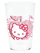 Verre plastique Hello Kitty Apple�