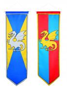 Décoration à suspendre chevalier médiéval