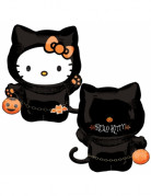 Ballon alluminium hello kitty� Halloween