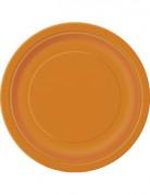 Vous aimerez aussi : 8 assiettes orange