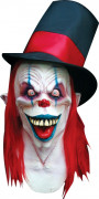 Masque clown effrayant adulte Halloween
