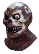 Masque intégral cadavre en décomposition adulte halloween