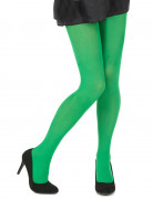 Collants verts adulte