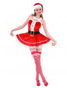 Ihnen gefällt sicherlich auch : Weihnachtsfrau Kost�m Sexy f�r Damen