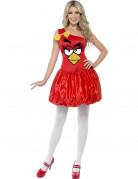 Também vai gostar : Disfarce Angry Birds� mulher passarinho vermelho