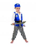 Ihnen gefällt sicherlich auch : Blaues Piraten-Kost�m f�r Jungen
