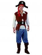 También te gustará : Disfraz de pirata azul y marr�n