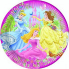 10 assiettes Princesse Summer Palace�