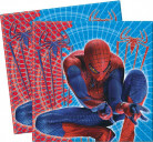 20 serviettes papier The Amazing Spiderman�
