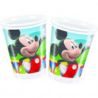 10 gobelets plastique Mickey Party Time�
