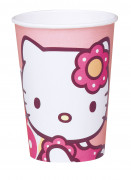 10 gobelets Hello Kitty Bamboo�