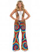 Vous aimerez aussi : Pantalon psych�d�lique hippie femme