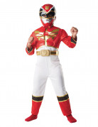 También te gustará : Disfraz de Power Rangers�  3D rojo infantil