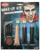 Kit luxe maquillage vampire Halloween