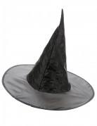 Chapeau sorcière noir 35 cm