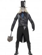 Disfraz de fantasma a�os 20 hombre Halloween