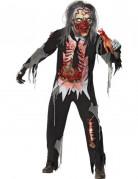 D�guisement zombie homme d�labr� Halloween