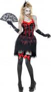 Déguisement zombie burlesque sexy femme