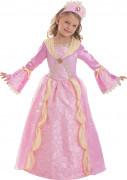 D�guisement Corolle� princesse m�dievale rose fille
