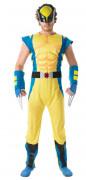 Déguisement deluxe Wolverine™ adulte