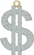 Pendentif Dollars