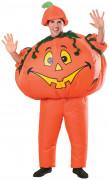 Déguisement citrouille gonflable adulte Halloween