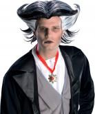 Vous aimerez aussi : Perruque vampire bicolore homme Halloween