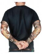 Manches faux tatouages 42 cm