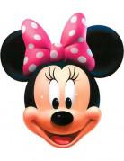 Masque en carton Minnie�