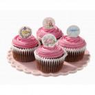 Vous aimerez aussi : Pics en carton pour cupcakes Th� entre copines