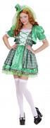 Disfraz de irlandesa San Patricio mujer