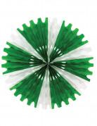 D�coration papier ronde St Patrick
