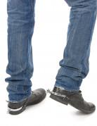 Éperons cowboy 7 cm