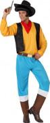 D�guisement cowboy jaune homme