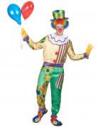 Déguisement clown original homme