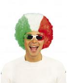 Lunettes carrées supporter Italie adulte