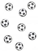 150 confettis de table ballon de foot