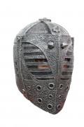 Masque 3/4 casque chevalier homme