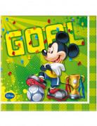 Vous aimerez aussi : 20 Serviettes Mickey foot�
