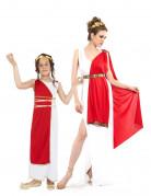 Déguisement de couple romaines mère et fille